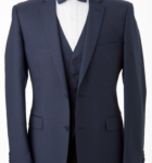 Icon Blue Suit Hire