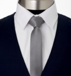 Fashionable ties for men