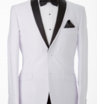 Buy White Dinner Jacket Online