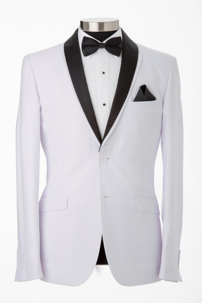 Buy White Dinner Jacket Online Melbourne
