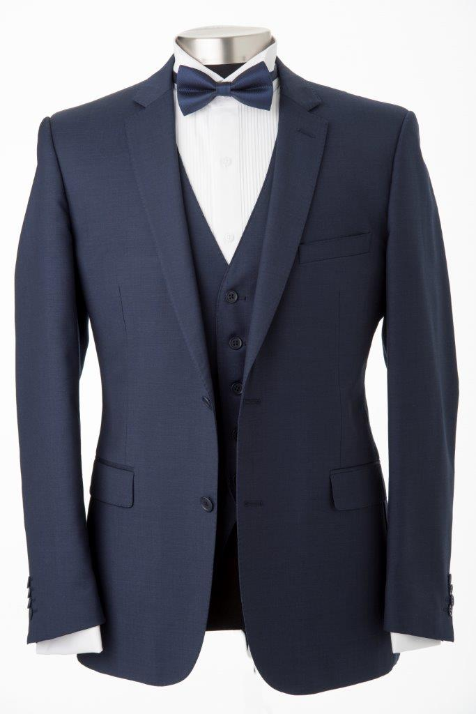 Cheap Icon Blue Suit Hire Melbourne