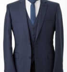 Hire Icon Blue Suit in Melbourne