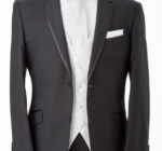 Black Edge Suit Hire Melbourne