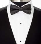 Shop Mens black bow tie