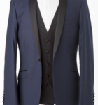 Buy Blue Bond Suits Online