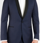 Hire Mens Icon Blue Suit Melbourne